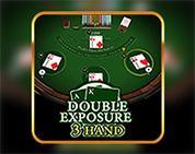 Blackjack Double Exposure 3 Hand